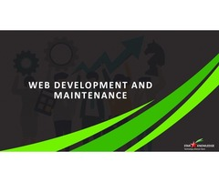 Website Application maintenance services | Star Knowledge