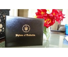 Buy Home School Diploma Covers, Custom Certificate Holders, Padded Certificate Holder