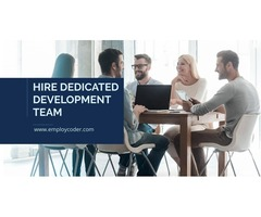 looking to Hire Dedicated Development Team for your Project? Contact Us