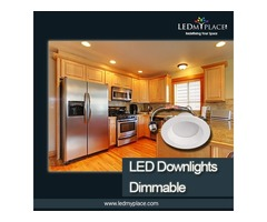 Switch To Dimmable Led Downlight To Cut Down Electricity Bill