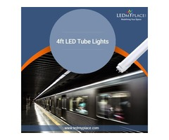 Illuminate Your Interior with Best 4ft LED Tube Lights Now