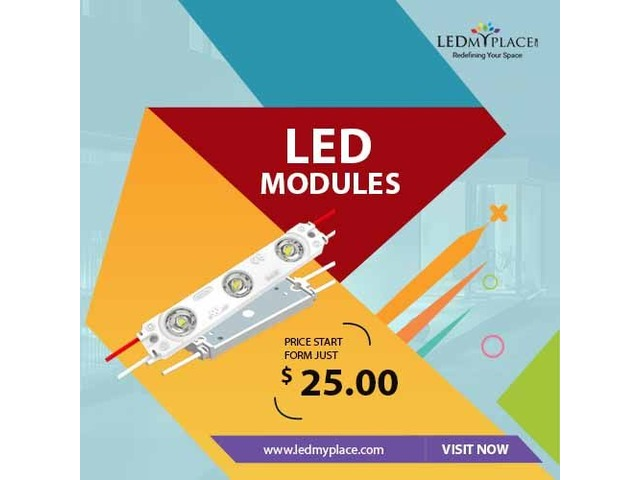 Light Up Your Signage Boards By Using LED Modules From LEDMyplace | free-classifieds-usa.com
