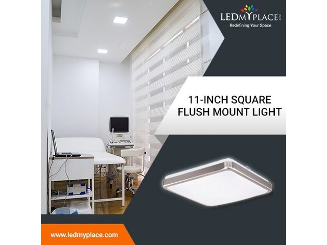 Make Homes look more Modern by Installing LED Flush Mounts | free-classifieds-usa.com