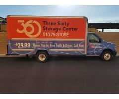 U haul Near Me | Newark , CA | 360 Storage Center