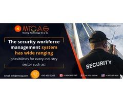 Security Workforce Management System