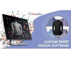 Shirt Design Software | Custom Shirt Design Tool