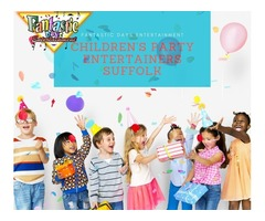 Contact Online Children's Party Entertainers Suffolk County