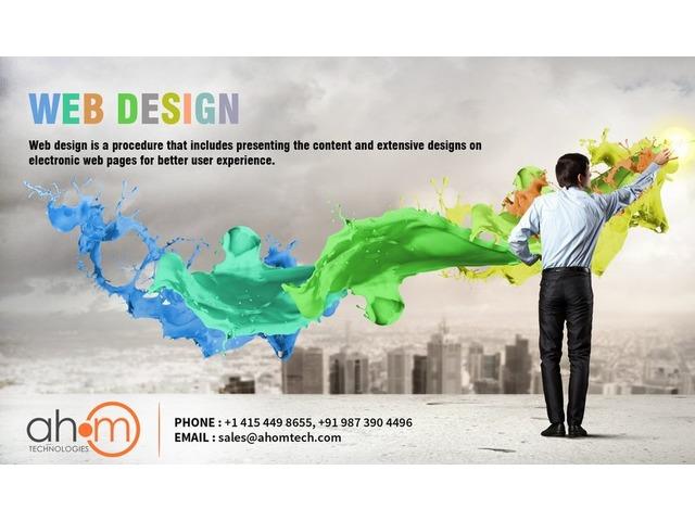 Global web design services by top website design company  | free-classifieds-usa.com