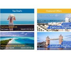 Cheap Airlines Tickets - Flight Bookings - farecopy.com | free-classifieds-usa.com