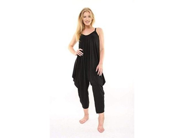Black Traveler Jumpsuit | free-classifieds-usa.com