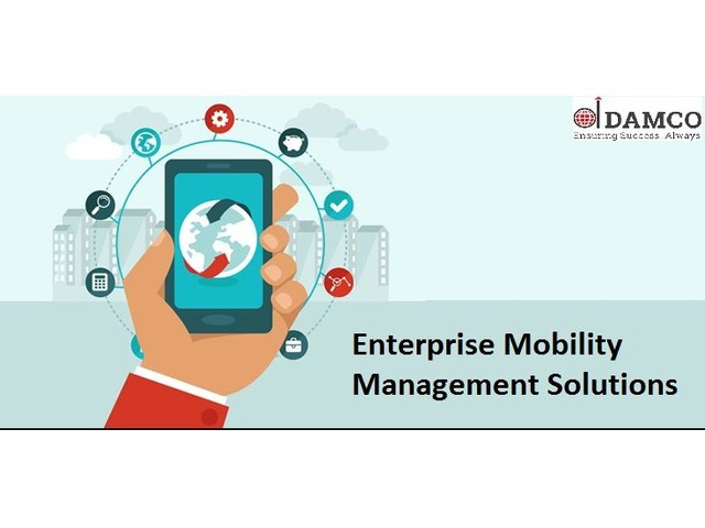 Choose the Enterprise Mobility Management Solution Providers | free-classifieds-usa.com