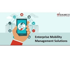 Choose the Enterprise Mobility Management Solution Providers