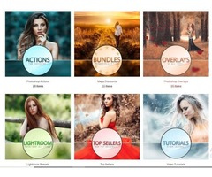 Download Photoshop Presets | Photoshop Actions | Lightroom Preset | Enhance My Photo