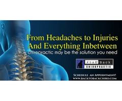 Chiropractor in San Jose. The pain is removed and the flexibility of the body is restored.