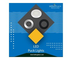 Under Cabinet Lights - LED Puck Light Kits by LEDMyplace