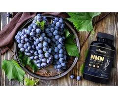 NMN with Resveratrol | Anti-Aging Supplement