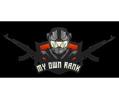 CSGO Prime Accounts - My Own Rank