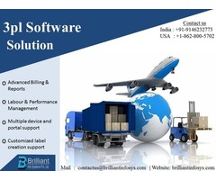 3PL Management System Software.
