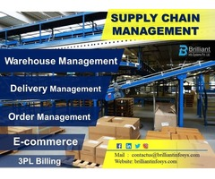 Providing Best Warehouse Management System Software.