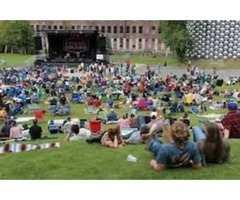 Greatest USA Summer Music festival - FreshGrass