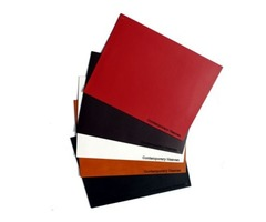 Looking for creative art and craft ideas like leather desk mats?