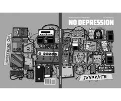 Best Music Magazine Website - No Depression