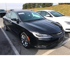 2015 Chrysler 200 AWD S 4dr Sedan for sale