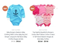 beautiful and affordable baby clothes for sale