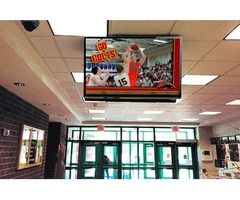 Digital Signage Solutions for Educational Institutes