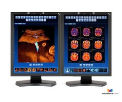 New Pair (x2) NEC MD210C2 2MP Color Medical Diagnostic Radiology Monitor