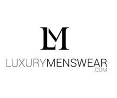 Luxury men's wear need not be expensive
