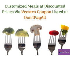 Veestro Coupon: For Affordable Dining Experience