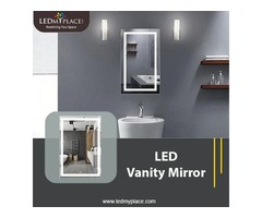 Purchase Now Cheap and Best LED Vanity Mirrors on Big Sale