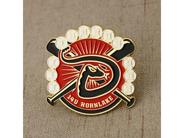 Baseball Pins for HORNLAKE | free-classifieds-usa.com