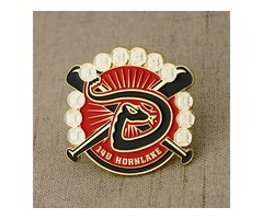 Baseball Pins for HORNLAKE
