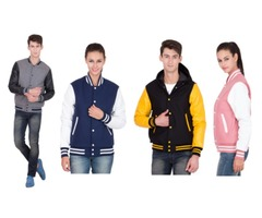 Custom Made Team Varsity Jackets for College and Schools Teams