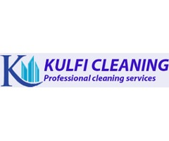 Kulfi Cleaning Services is committed to providing superior cleaning services.