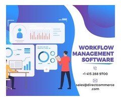 Workflow Management Software - Direct Commerce