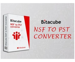 Bitacube Lotus Notes to Outlook Converter