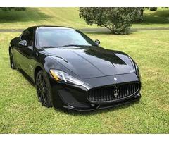 2015 Maserati Gran Turismo Leather