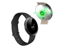 X9 Mini IP67 Waterproof Smart Bracelet Watch Call Reminder & Heart Rate Monitor for Apple Androi