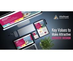 Financial Advisor Website: Custom Design & Marketing | AltaStreet