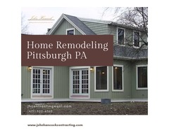 Home Remodeling Pittsburgh PA