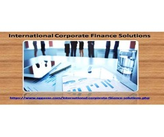 Fail to manage financial issues | International Corporate Finance Solutions