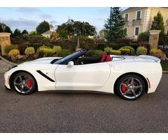 2014 Chevrolet Corvette Convertible 2 LT