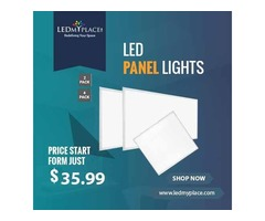 Choose Best Led Panel Lights in your Office and Make More Brighten