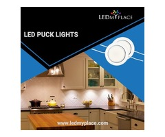 Hardwired LED Puck Lights Kit - Wholesale Suppliers Online (LED Puck Lights)