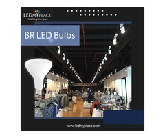 Light up Your Home with LED BR Light Bulbs