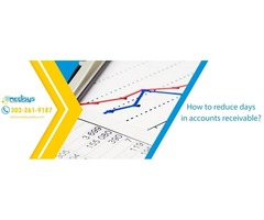 Reduce days in accounts receivable