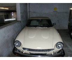 Fiat Spider year 1980, for sale